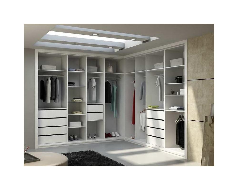 Vestidores modernos armario vestidor diseno armarios - Modelos de armarios ...