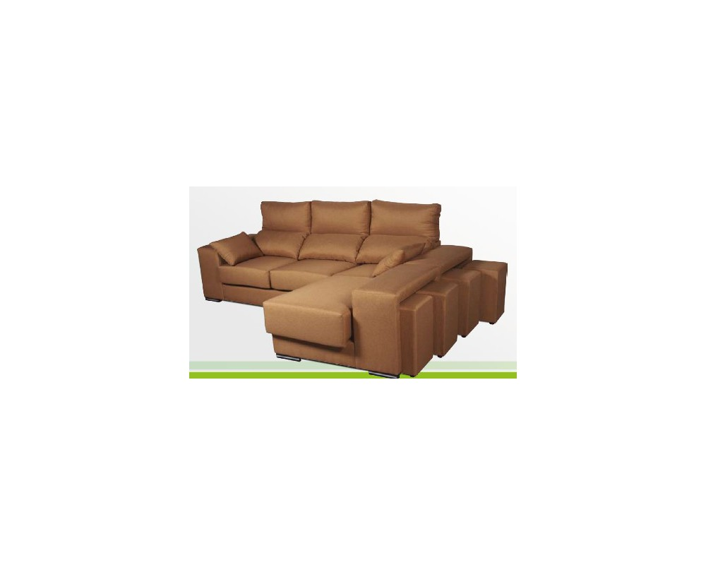 Chaiselongue confour 500 electromuebles hermanos molina for Cheslong clasicos