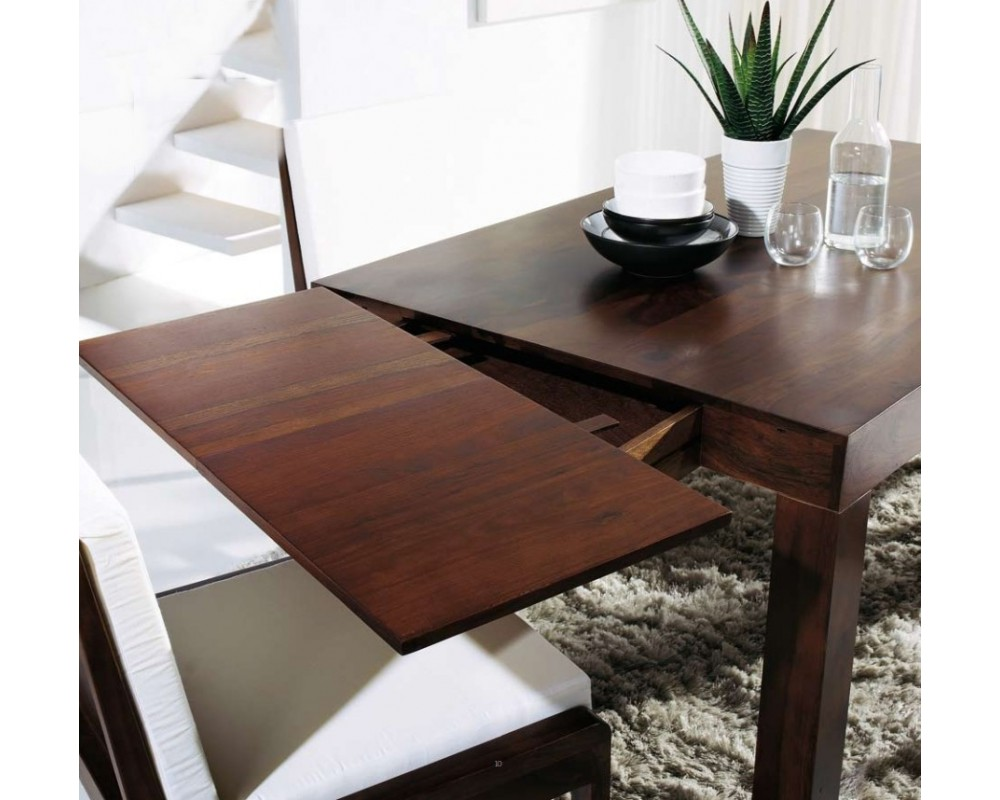 Mesa extensible masai electromuebles hermanos molina - Mesa escritorio extensible ...