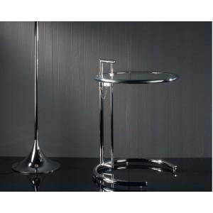 Mesa cristal centro - Mesas auxiliares cristal ...