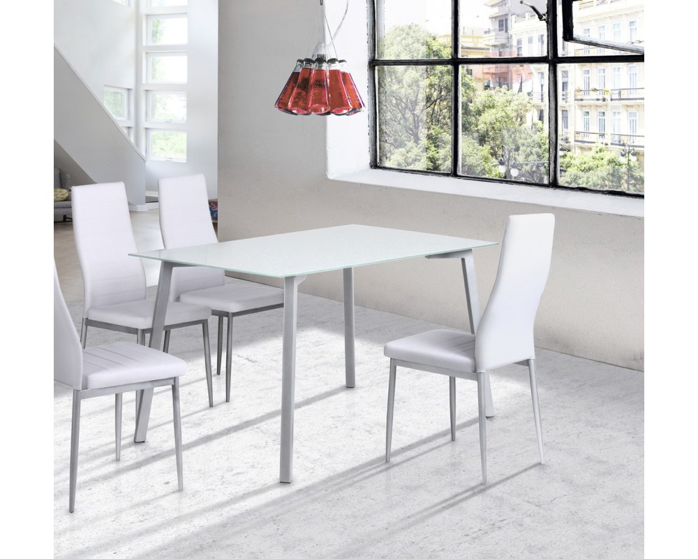 Mesa comedor pequea extensible latest habitdesign f mesa de comedor consola extensible hasta cm - Mesa comedor rustica extensible ...