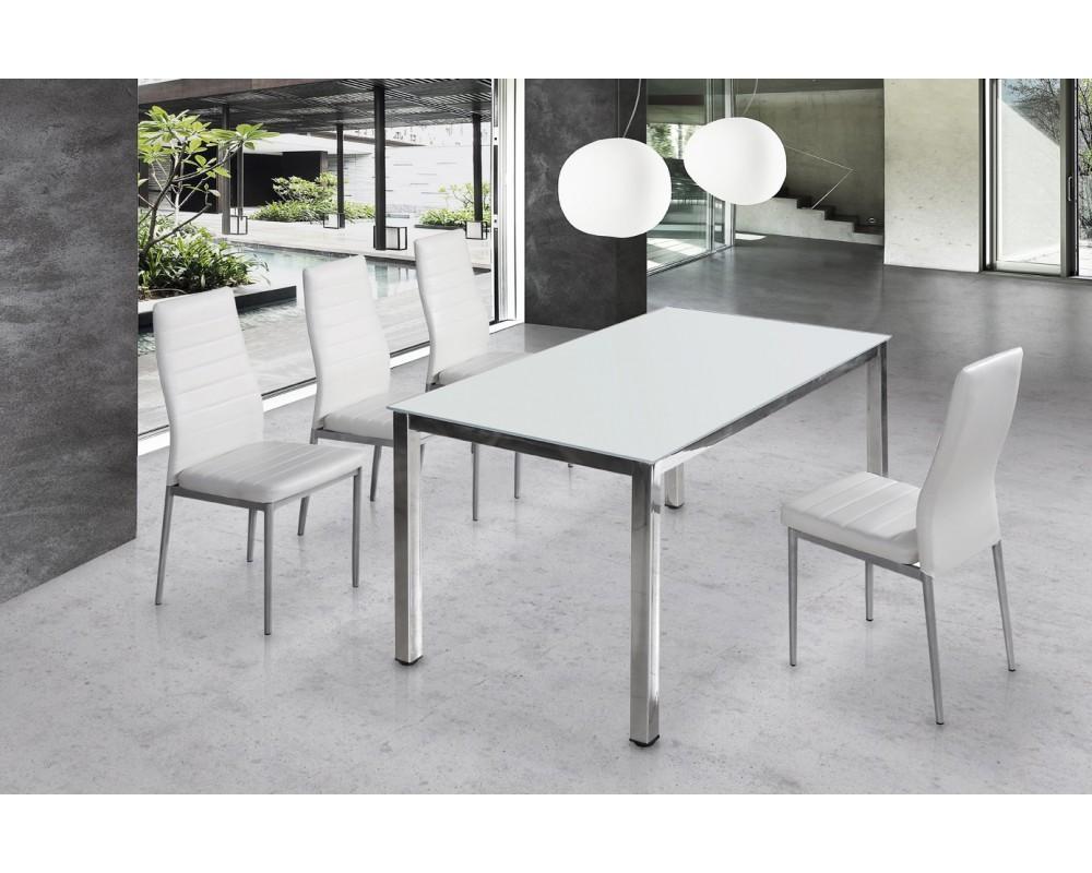 Silla multiusos moderna 79300 electromuebles hermanos molina - Mesas y sillas modernas ...