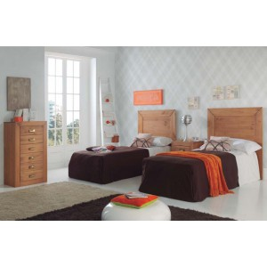 Dormitorio Clásico Bahía 3