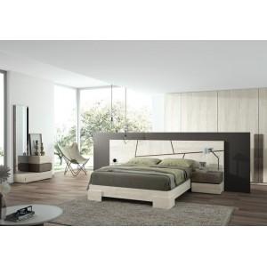 Composición Dormitorio Moderno Olympo1