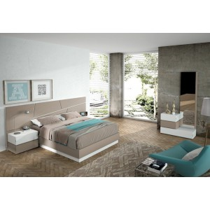 Composición Dormitorio Moderno Olympo2