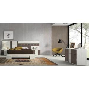 Composición Dormitorio Moderno Olympo4