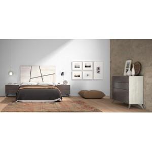 Composición Dormitorio Moderno Olympo41