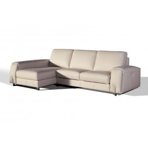Chaiselongue Bruselas Piel