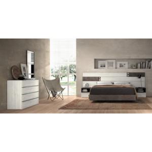 Composición Dormitorio Moderno Olympo12