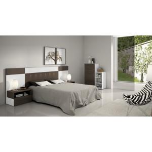 Composición Dormitorio Moderno Olympo18
